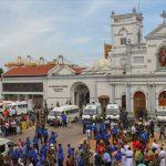 Sri Lanka'daki Saldırıya Dinî Cemaatlerden ve Avrupalı Liderlerden Tepki