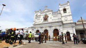 Sri Lanka'da Terör Saldırısı: 185 Ölü