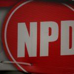 NPD'nin Irkçı Afişlerinin İndirilmesine Mahkemeden Onay