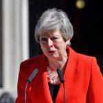İngiltere Başbakanı May İstifa Edeceğini Açıkladı