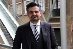 Hollanda Milletvekili Tunahan Kuzu Doğu Kudüs'te Gözaltına Alındı