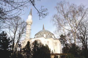 Merkezî Avrupa'da Cami Mimarileri
