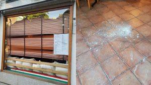 Türk Restoranına El Yapımı Patlayıcıyla Saldırı