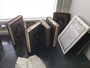 İsveç'te Hastane Mescidine Irkçı Saldırı: Kur'an-ı Kerimleri Tahrip Ettiler