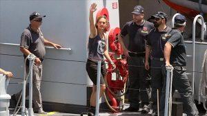 Düzensiz Göçmenleri Kurtaran Alman Gemi Kaptanı Serbest Kaldı