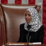 """Omar, """"Ülkenize Gidin"""" Diyen Trump'a Cevap Verdi: """"Ait Olduğum Yerdeyim"""""""