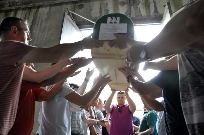 Srebrenitsa 33 kurbanSrebrenitsa 33 kurban