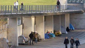 Almanya'da 650 Bin Kişi Sokakta Yaşıyor