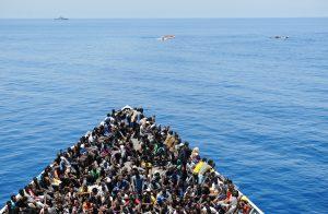 Göçmenleri Kurtaran Gemilere 1 Milyon Euro'luk Ceza Düzenlemesi