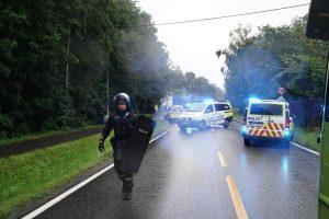 Norveç'te Camiye Silahlı Saldırı: Bir Kişi Yaralandı