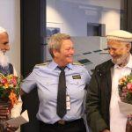 """Norveç Polisinden Saldırganı Engelleyen """"Kahramanlara"""" Teşekkür"""