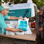 Hasene Derneğinden Lübnan'da 20 Bini Aşkın Aileye Kurban Yardımı