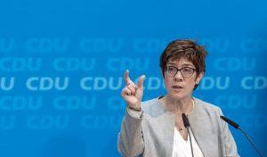 CDU'dan Açıklama: AfD İle Hükümet Kurmayacağız