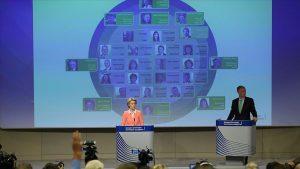 AB Komisyonunun Yeni Üyeleri Açıklandı