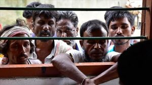 Hindistan'da Çoğu Müslüman 1,9 Milyon Kişi Vatandaşlıktan Çıkarıldı