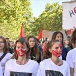 Dünyada İklim Değişikliği Protestoları