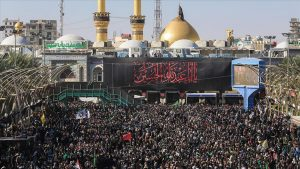 Irak'ta, Aşure Merasiminde İzdiham: 31 Kişi Öldü En Az 100 Yaralı Var