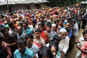 Myanmar'da Kalan 600 Bin Arakanlı Müslüman Soykırım Tehdidi Altında