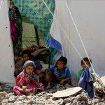 Yemen'de 2019'da 350 Bin Kişi Evlerini Terk Etti