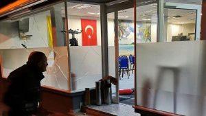 Almanya'da Cami ve Lokale Saldırı