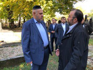 """""""İslam Karşıtlığı ve Antisemitizme Karşı Daha Ciddi Tedbirler Alınmalı"""""""