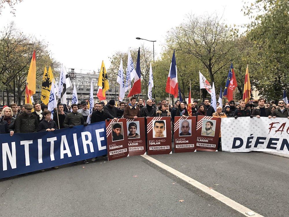 """Fransa, Aşırı Sağcı """"Generation Identitaire"""" Oluşumunun Feshini Onadı"""