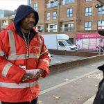 """Londra'da Artan Bıçaklı Saldırılara Karşı """"Bıçağını Çöpe At"""" Kampanyası"""