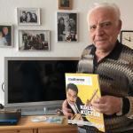 """İşçi Olarak Almanya'ya Gelip """"Aşık"""" Oldu, Plağı 1 Milyondan Fazla Sattı"""