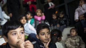 Almanya Yunanistan'daki Sığınmacı Çocukları Kabul Etmek İstemiyor