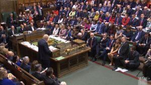 İngiltere Parlamentosu'ndan Brexit Yasasına İlk Onay