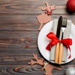 Camide Evsizler için Noel Yemeği