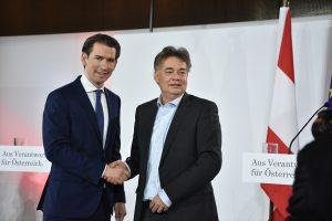 Avusturya'da Yeni Koalisyon Başörtüsü Yasağında Anlaştı