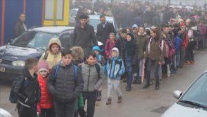 Srebrenitsa'da Sırp Öğrencilerin Çetnik Paylaşımı Tepki Çekti