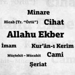 """""""Tartışmalı"""" İslami Kavramların Analizi"""