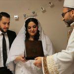 Danimarka'da İmamlara Resmi Nikah Kıyma Yetkisi
