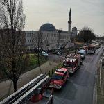 Bremen'deki Fatih Camii'ne Şüpheli Bir Zarf Gönderildi