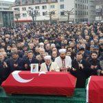 Hanau'daki Irkçı Terör Kurbanları Son Yolculuklarına Uğurlandı