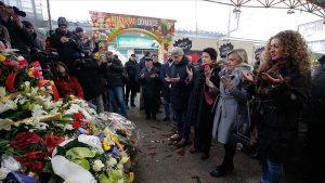 Saraybosna'daki Markale Katliamı'nın Kurbanları 26'ıncı Yılında Anıldı