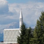 Slovenya'nın İlk Minareli Camisi Hizmete Açıldı