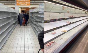 İtalya'da Koronavirüs Endişesi! Marketlerde Stoklar Tükendi