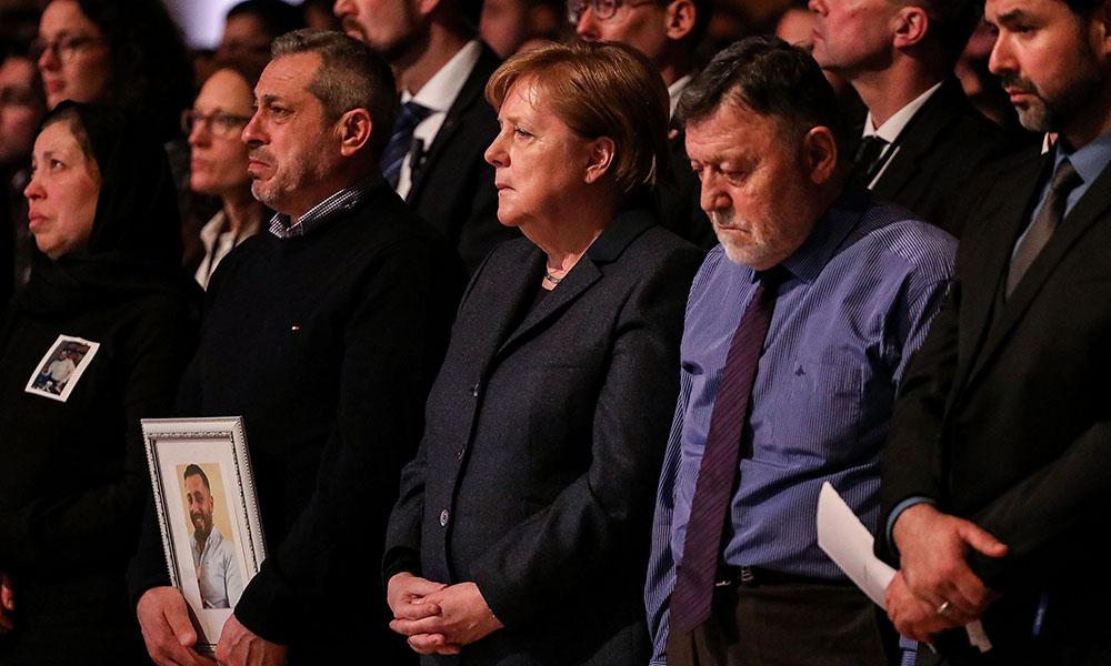 """""""Hanau Saldırısı Hepimize Yapılan Bir Saldırıydı"""""""