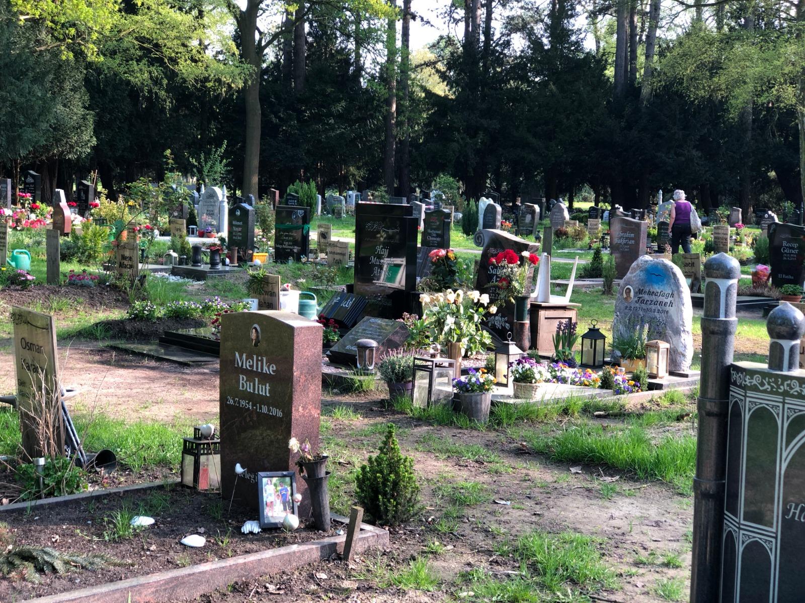 Viyana Saldırısının Teröristi Müslüman Mezarlığına Defnedilmeyecek