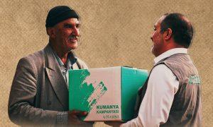 Hasene'den Türkiye'deki İhtiyaç Sahiplerine 10 Milyon TL'lik Kumanya Yardımı
