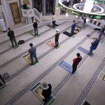 Belçika'da Koronavirüs Tedbirleri Nedeniyle Camiler Yeniden Kapanıyor
