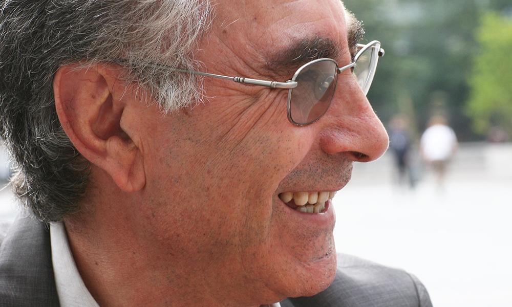 Murat Tuncel Hollandada Türkçe Edebiyat