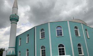 Gelsenkirchen'de Camiye Hakaret Mesajı Yazıldı