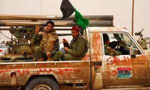 Bitmeyen Savaş ve Salgın Arasında Sıkışıp Kalan Libya Halkı