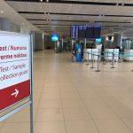 Yurt Dışından Türkiye'ye Gelen ve Giden Yolculara 3 Saatte Kovid-19 Testi