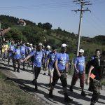 """""""Marš Mira"""": Ölüm Yolundan Barış Yoluna"""