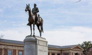 ABD'nin İç Savaş Döneminin Başkentinde Konfederasyon Heykelleri Kaldırılıyor